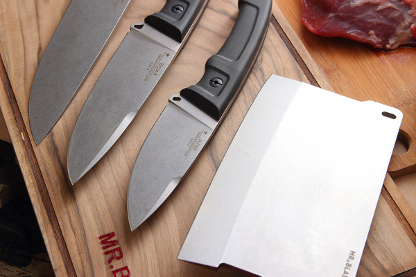 Set Tactical Kitchen Knives