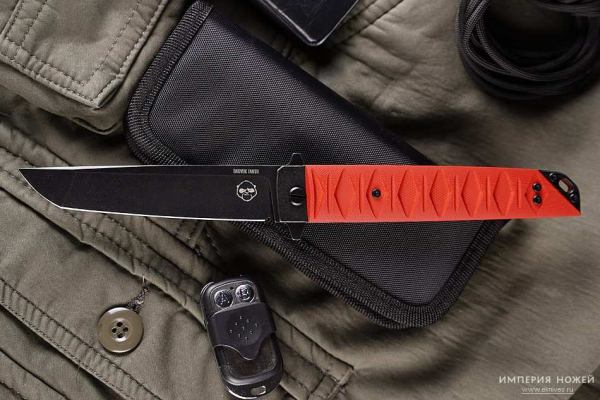 Badyuk Tanto Soviet Red Limited